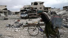 Syria attack triggered Western action, on the ground Assad gained