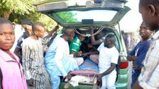 Four teen girl suicide bombers launch deadly attack in Nigeria