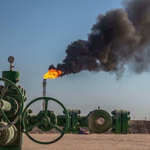اندلاع حريق بخط أنابيب نفط عراقي يربط بين كركوك وتركيا