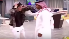 WATCH: Saudi TV show informs contestant of father's death on air