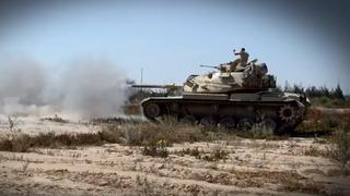 عملية سيناء مستمرة.. ومقتل 6 إرهابيين