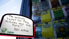 Egyptian New Jersey gas station owner sells winning $521 mln lottery ticket