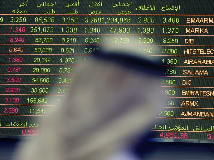 ما سبب تحول أسواق الإمارات للخسائر في مايو؟