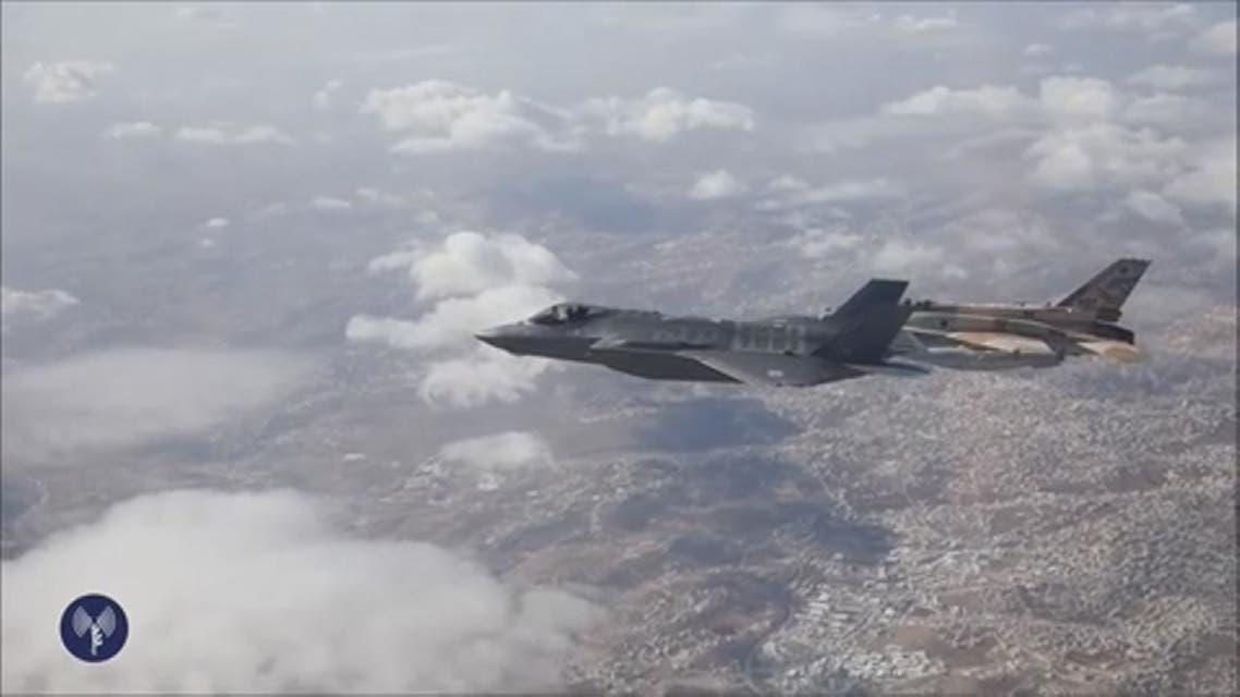 أنباء عن اختراق مقاتلات إسرائيلية أجواء إيران