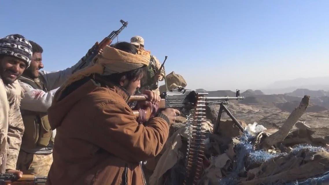 THUMBNAIL_ الشرعية تتقدم نحو مسقط رأس الحوثي