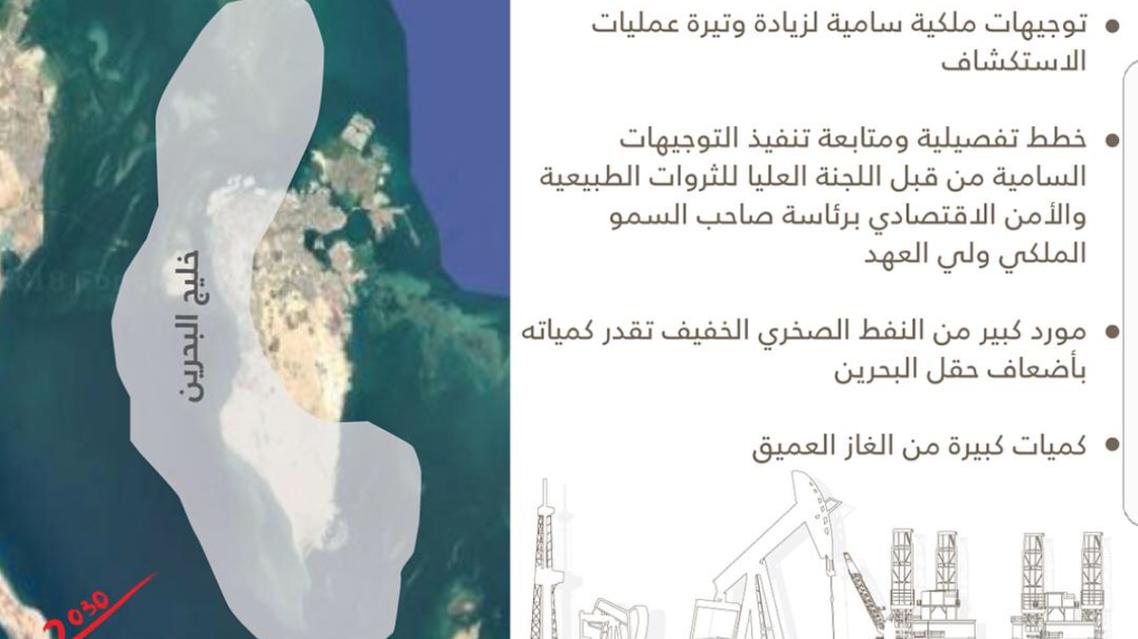 أكبر حوض نفطي في البحرين