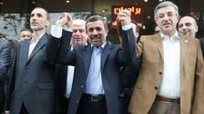 حکومت ملک کو تباہی کی طرف لے جا رہی ہے:احمدی نژاد