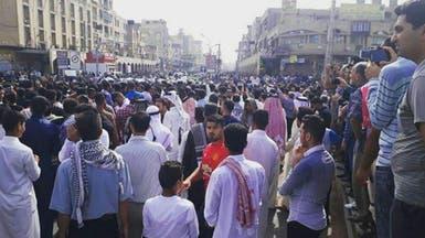 احتجاجات الأهواز مستمرة.. وإيران تحولها لثكنة عسكرية