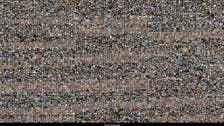 مشاهدتهم معاً صادمة.. صور 99 ألف قتيل في سوريا!
