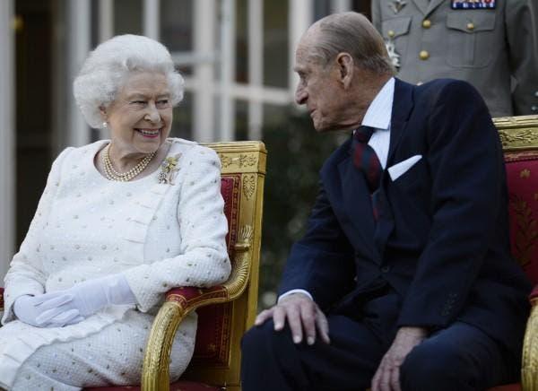 الأمير فيليب زوج الملكة إليزابيث