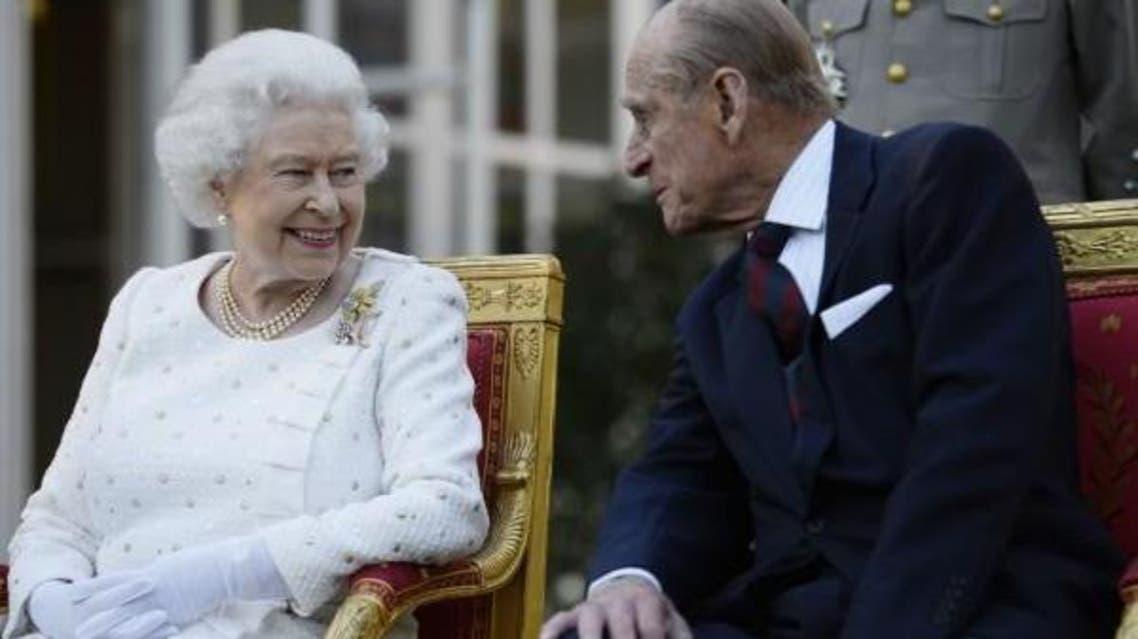 زوج الملكة إليزابيث، الأمير فيليب
