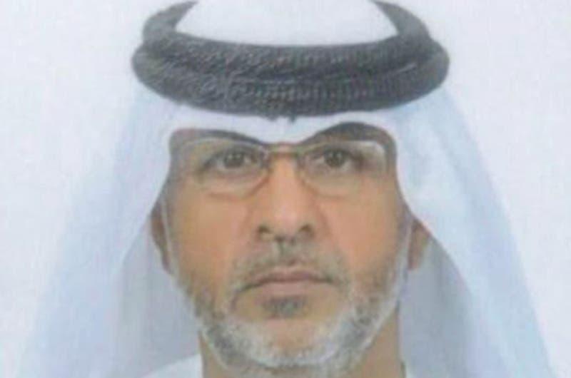 المواطن الإماراتي علي راشد المزروعي