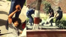 VIDEO: Yemeni student assaulted, dragged by security guards in Indian university