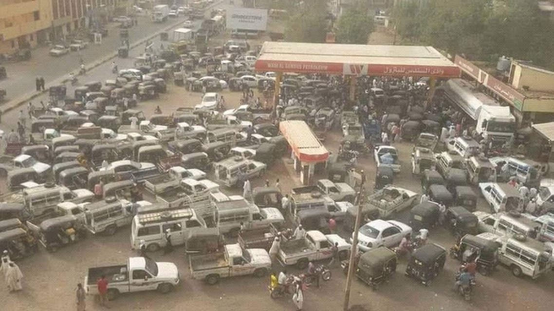 الوقود السودان