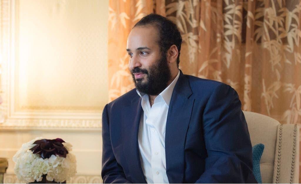 محمد بن سلمان ووارنر برازرز