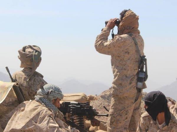"""الجيش اليمني يقترب من """"مران"""" مسقط رأس الحوثي"""