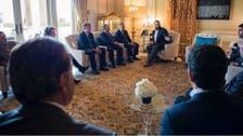 Saudi Crown Prince meets with Warner Bros. execs in Los Angeles