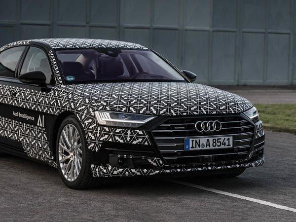 Audi A8.. السيارة الأكثر فخامة عالمياً للعام 2018