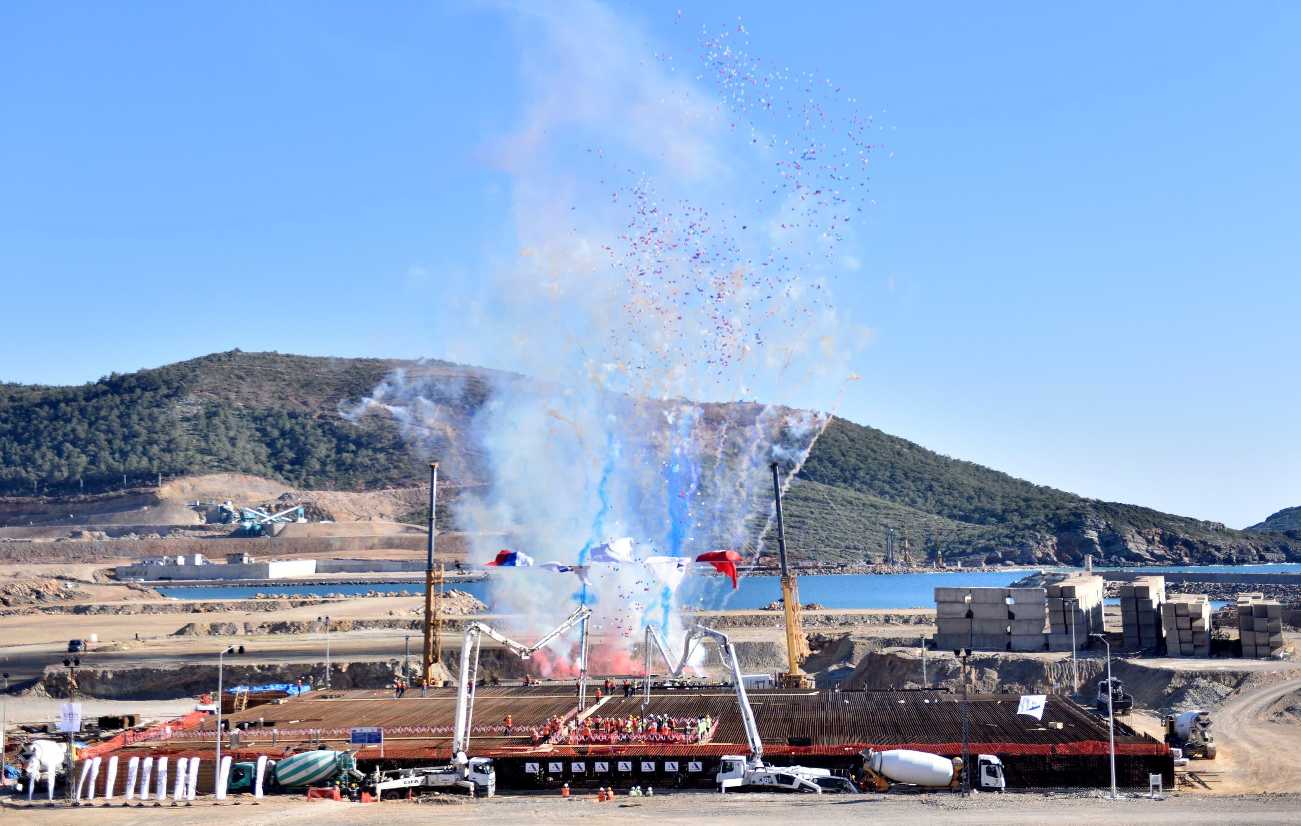 انطلاق بناء أول محطة نووية تركية