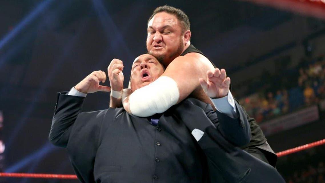 WWE's Samoa Joe declares entry into Saudi's Greatest Royal Rumble, talks return