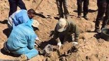 تکریت : 2014ء میں داعش کے ہاتھوں مارے جانے والے عراقی فوجیوں میں 158 کی لاشیں برآمد