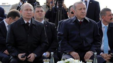 أردوغان وبوتين يجتمعان بينما تسعى تركيا لحل أزمة إدلب