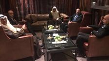لبنان: سعودی ایلچی نے حریری، جعجع اور جنبلاط کو اکٹھا کر لیا