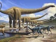 """شاهد.. كورونا يحول الناس في إسبانيا إلى """"ديناصورات"""""""