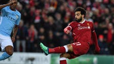 Liverpool stun Man City in quarter-final first leg