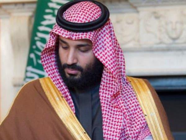 محمد بن سلمان يناقش الإصلاحات الاقتصادية مع رئيس دافوس