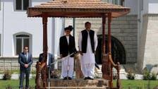 پاکستان کے وزیراعظم شاہد خاقان عباسی کا دورہ کابل