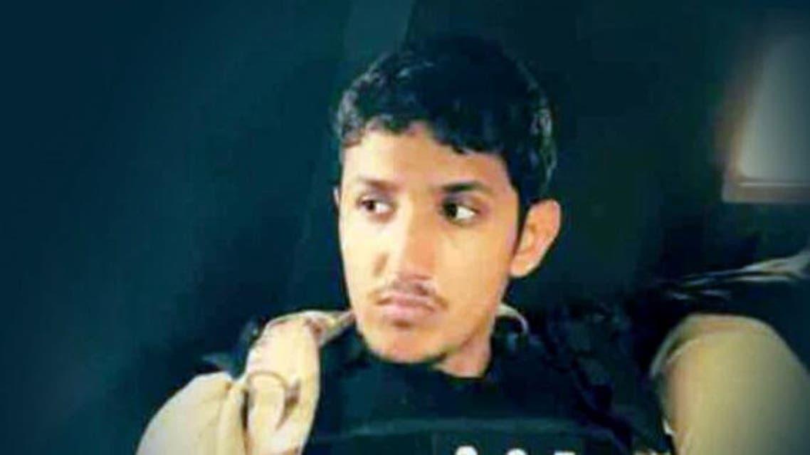 رجل الأمن الجندي حسن أحمد الزهراني