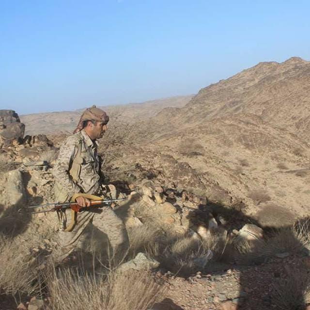 شاهد.. تحرير مديرية رحبة بمأرب وتأمينها بعد طرد الحوثيين