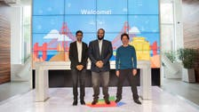 Saudi crown prince visits Google headquarters in Silicon Valley