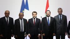 Lebanon wins pledges exceeding $11 bln in Paris
