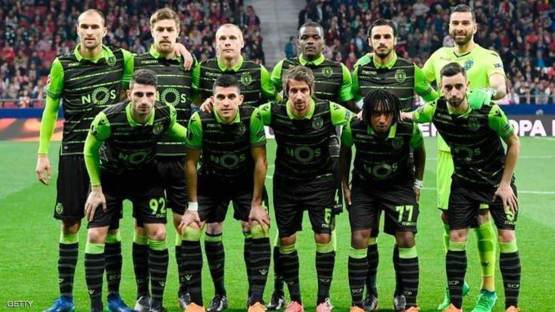 18 بازیکن اسپورتیگ پرتغال به دلیل یک «بیانیه» اخراج شدند