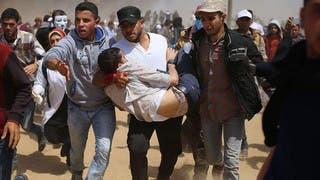 جمعة دامية في غزة.. وواشنطن تعرقل مشروع قرار أممي