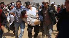 غزة: مقتل شاب فلسطيني بنيران إسرائيلية خلال التظاهرات