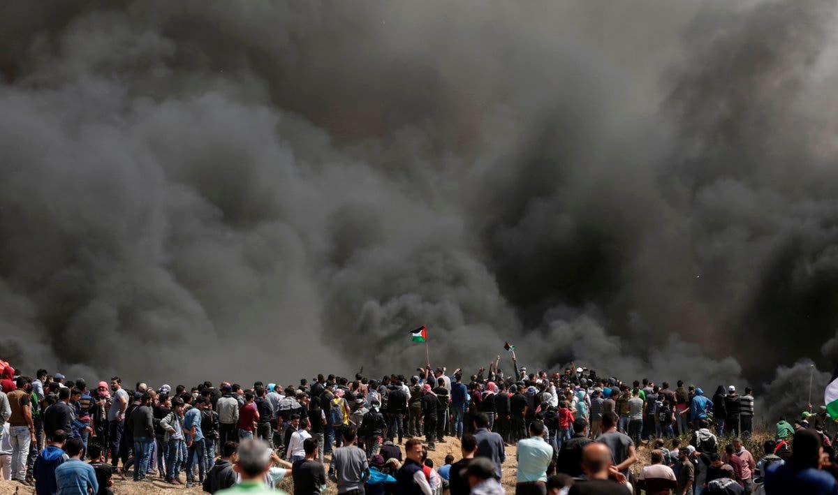 من غزة جمعة الكوشوك