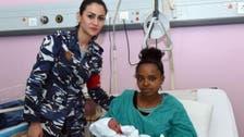 بیروت کے ہوائی اڈّے پر خاتون نے بچّے کو جنم دے دیا