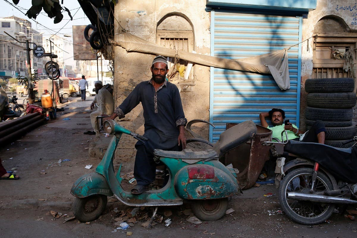 A labor of love: Vespa scooters in Pakistan