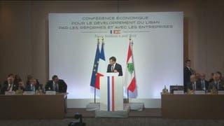 مؤتمر باريس يجمع نحو 10 مليارات دولار لدعم لبنان