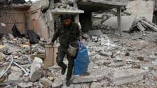 اسدی رجیم نے دوما میں بچوں سمیت 40 شہری موت کے گھاٹ اتار دیے