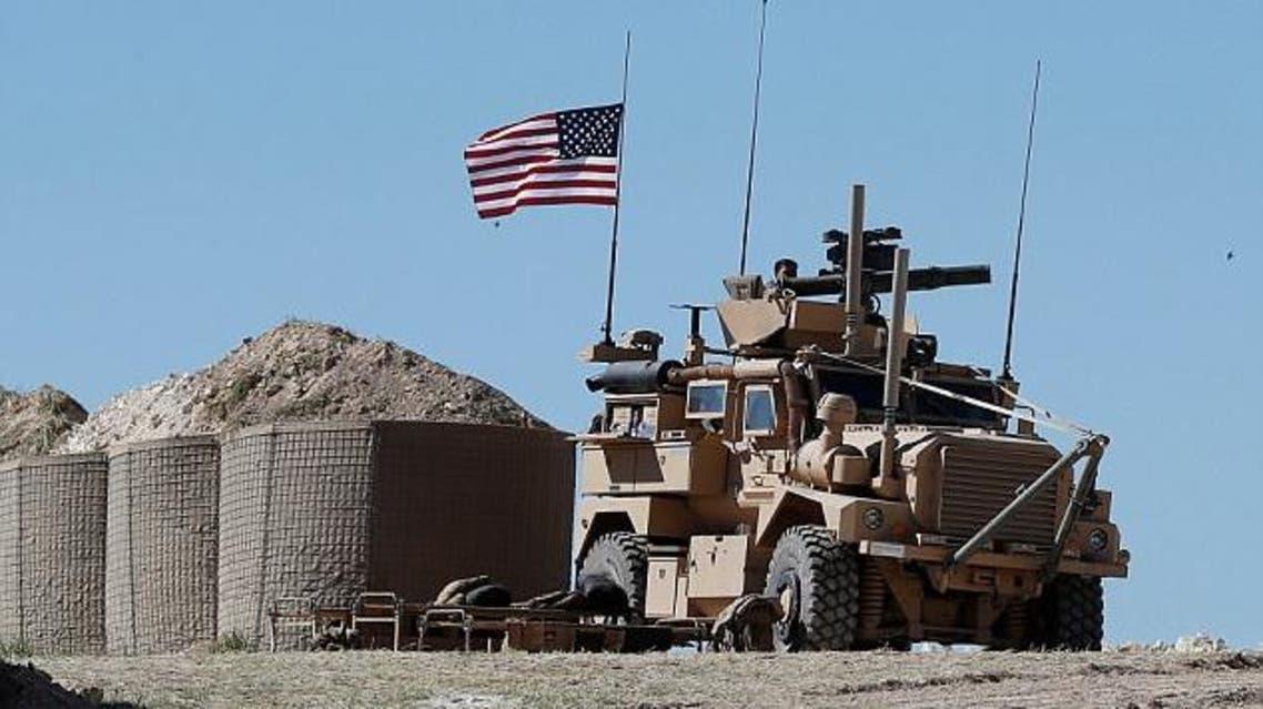 قوات عسكرية أميركية في شمال سوريا