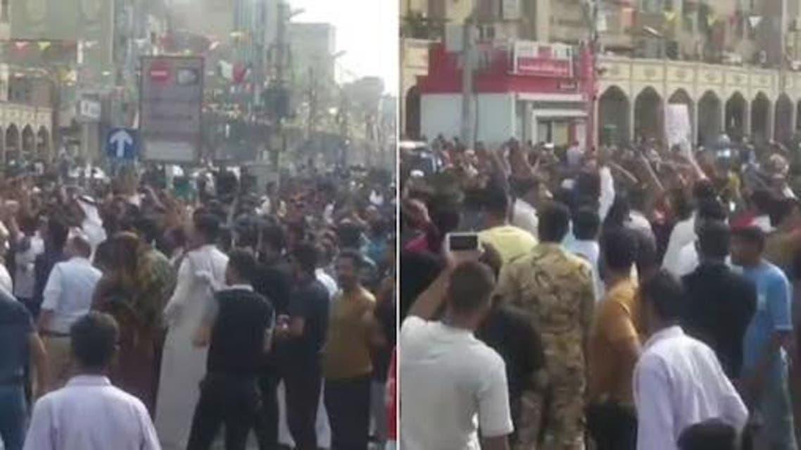 رسانههاى امريكا چگونه سركوب تظاهرات عربهای اهواز را پوشش دادند؟