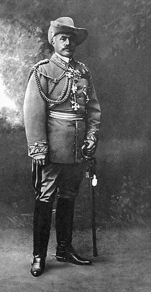صورة للجنرال الألماني فون تروتها