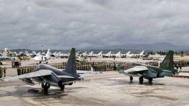 خروج روسیه از فرودگاهی در سوریه از بیم حملاتاسرائیل و جایگزین شدنشبهنظامیان ایران
