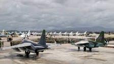 هجوم صاروخي على مطار التيفور العسكري في حمص