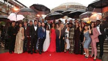 'Hamilton' takes 7 prizes at UK stage Olivier Awards