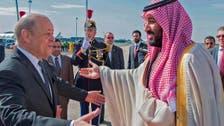 Saudi Crown Prince Mohammed bin Salman meets French FM in NEOM